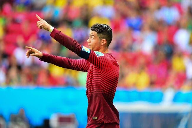 Cristiano Ronaldo à Tours en 2016 ? Oui, c'est possible