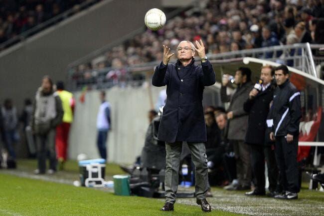 Monaco a signé un (très) gros chèque pour virer Ranieri