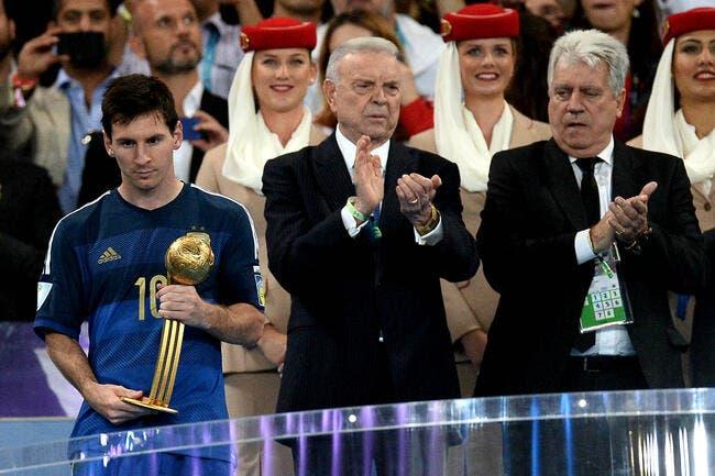 Mourinho aurait voté pour Messi au Mondial