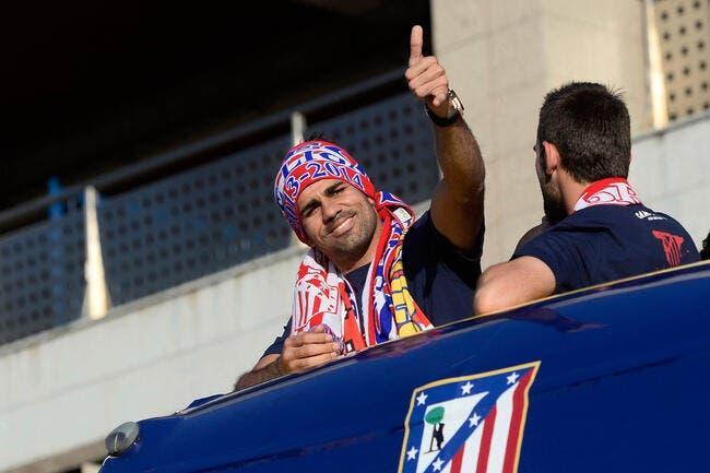 Officiel : Diego Costa signe cinq ans à Chelsea