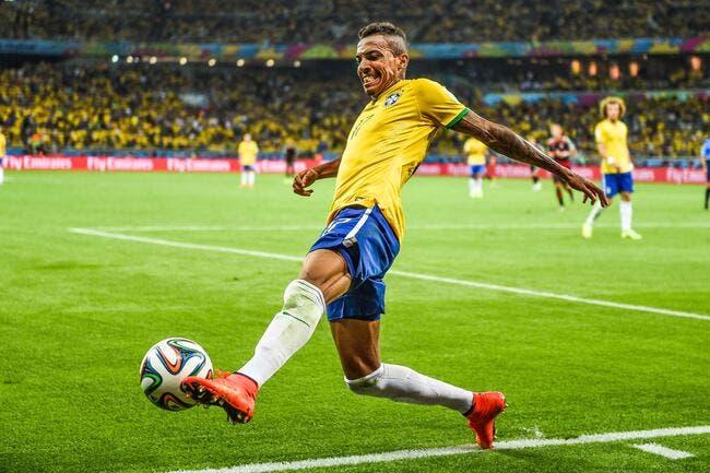Un international brésilien à Monaco pour 33ME ?