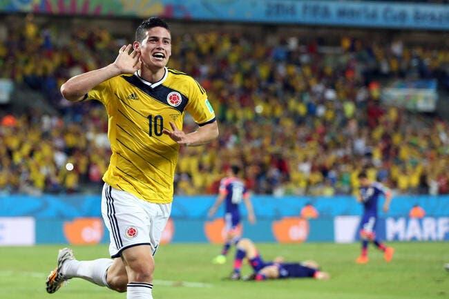 Une offre « impossible à refuser » pour James Rodriguez ?