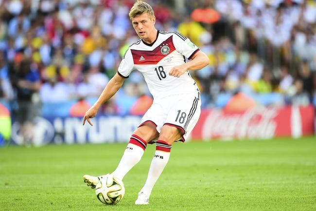Officiel : Kroos signe au Real Madrid