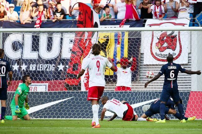 Leipzig appuie là où ça fait mal face au PSG