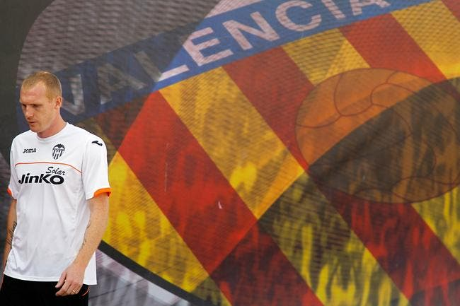 Mathieu met la pression sur Valence pour aller au Barça