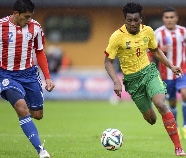 Officiel : Moukandko signe à Reims