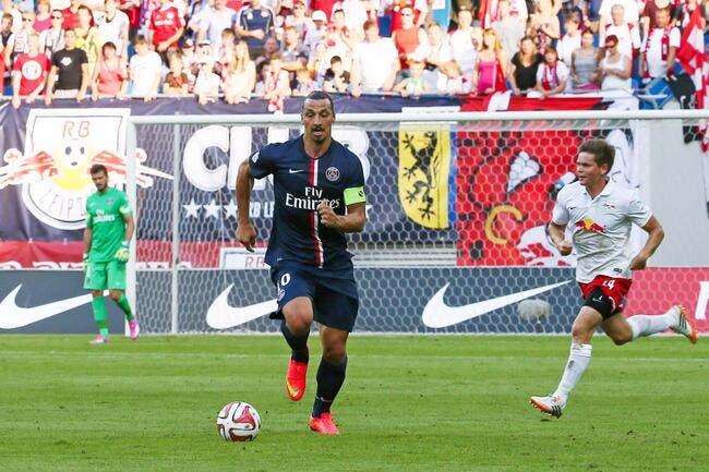 Tout était bon pour Ibrahimovic