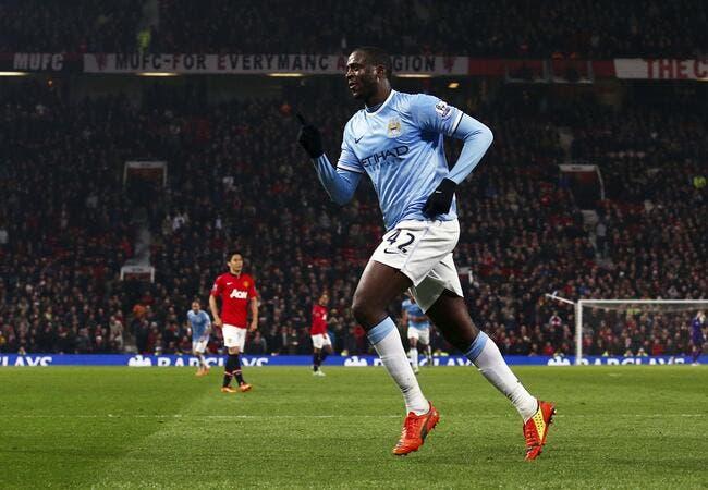 Yaya Touré ne pense qu'au PSG, demandez à Man United...