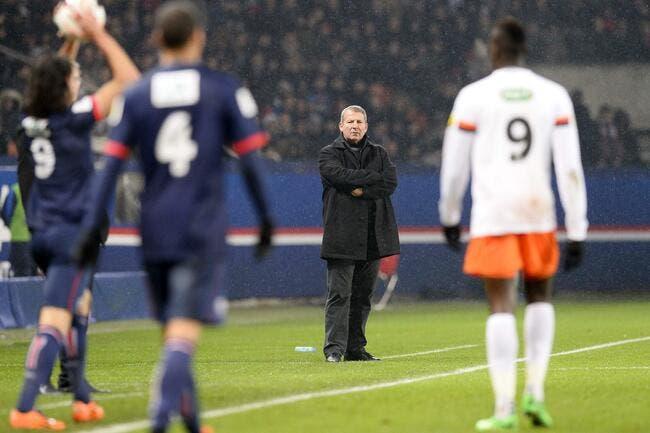 Courbis, ce sera le PSG ou la retraite à Montpellier