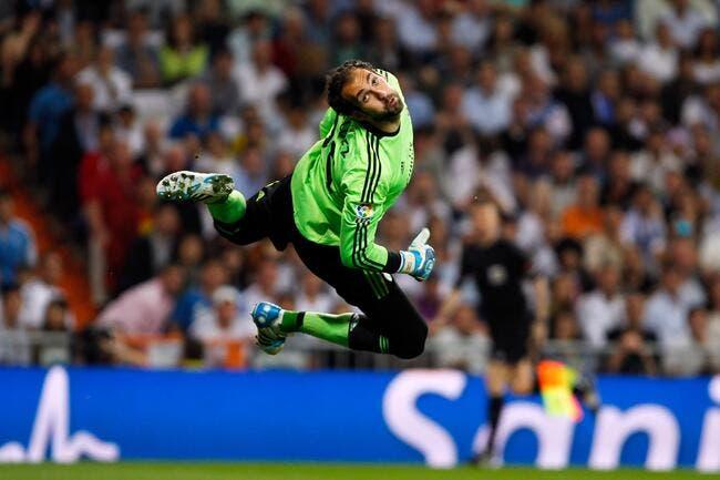 Diego Lopez refuse Monaco et relève le défi du Real Madrid