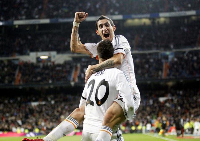 Le PSG pourrait se faire prêter Di Maria par le Real Madrid