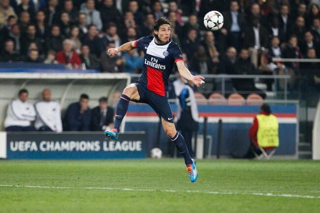 Cavani : « J'ai un contrat avec le PSG »