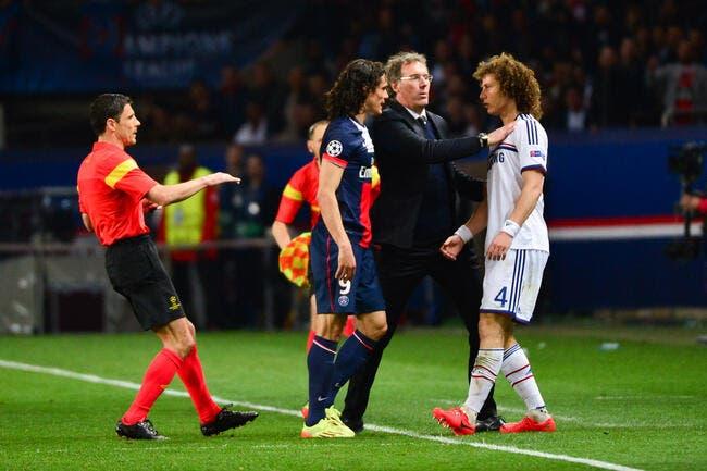 L'UEFA punit le PSG pour les incidents contre Chelsea !