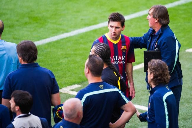 Messi sur le départ ? Le Barça ose l'envisager