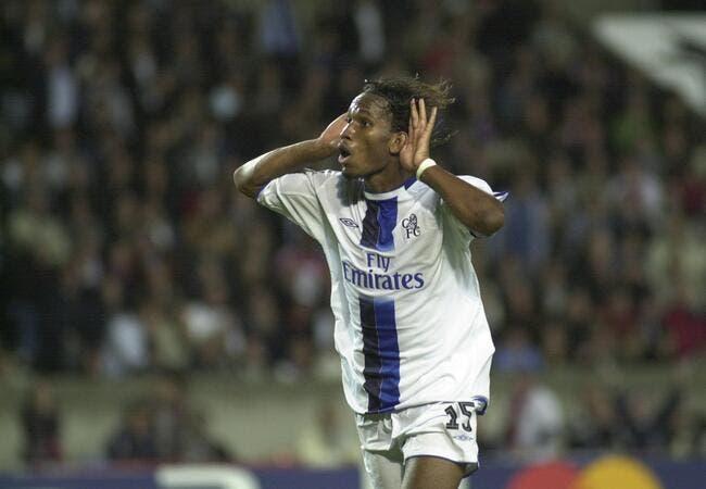 Chelsea doublé par un gros rival anglais pour Drogba ?