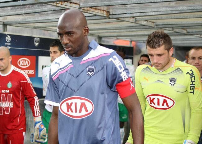Alou Diarra à Bordeaux ? Sagnol ouvre la porte