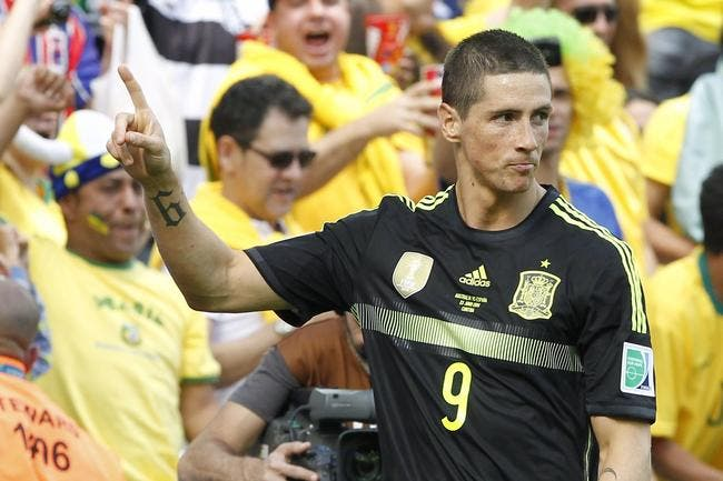 Fernando Torres fait rêver l'AS Monaco
