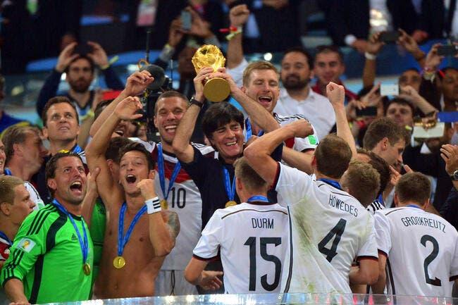 Löw dit oui à l'Allemagne jusqu'à l'Euro 2016