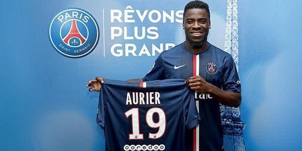 Officiel : Aurier prêté avec option d'achat au PSG !