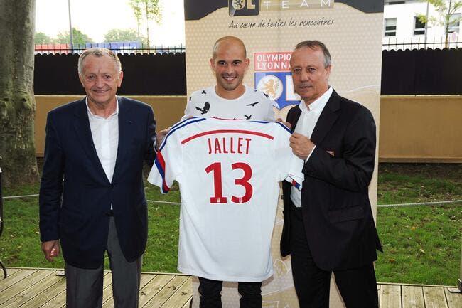 Officiel : Christophe Jallet signe à l'OL !