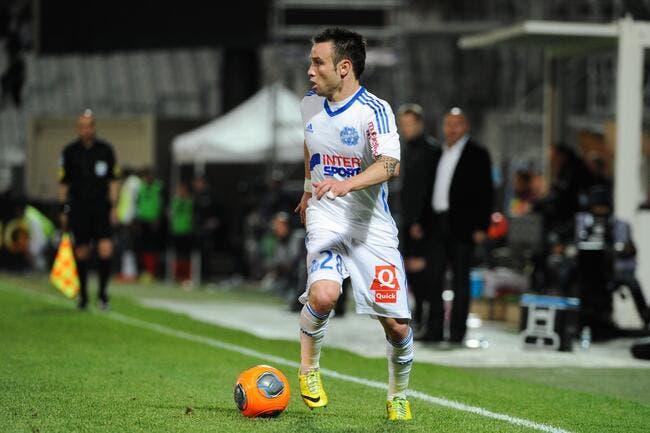 Valbuena et Moscou, ça négocie à Marseille
