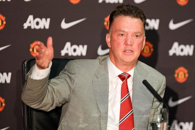 Van Gaal peste contre la préparation de Man United