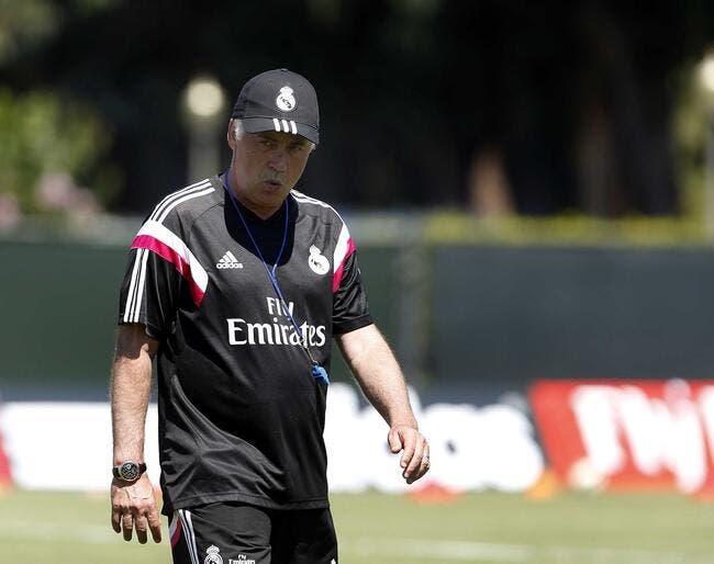 Ancelotti met un stop au PSG pour Di Maria