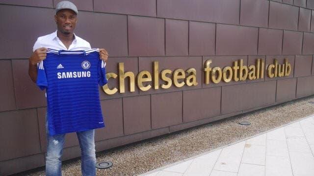 Officiel : Drogba rejoint Mourinho à Chelsea