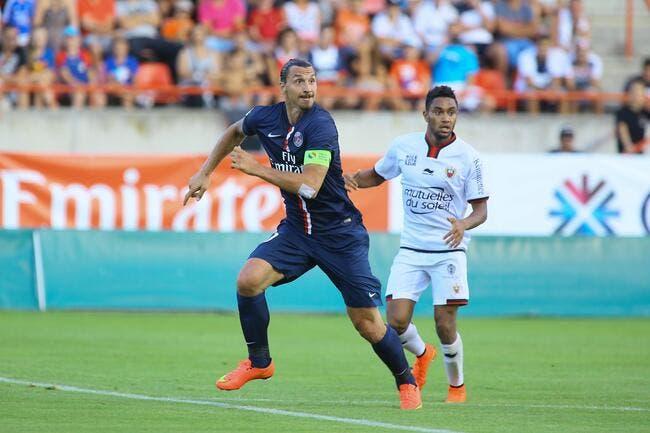 Ibrahimovic veut toujours faire rimer PSG et Ligue des champions