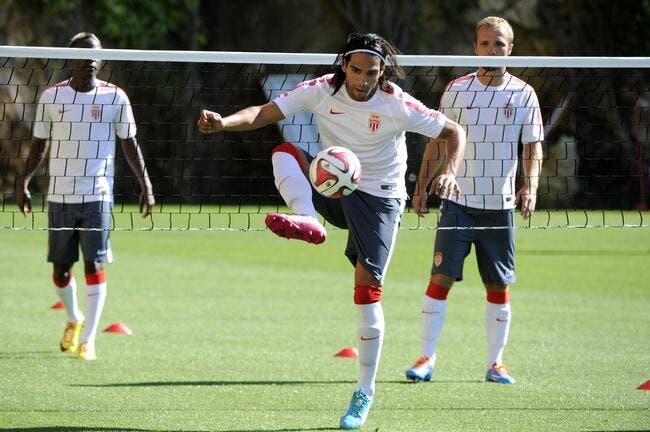 Le Real Madrid a deux raisons de laisser Falcao à Monaco