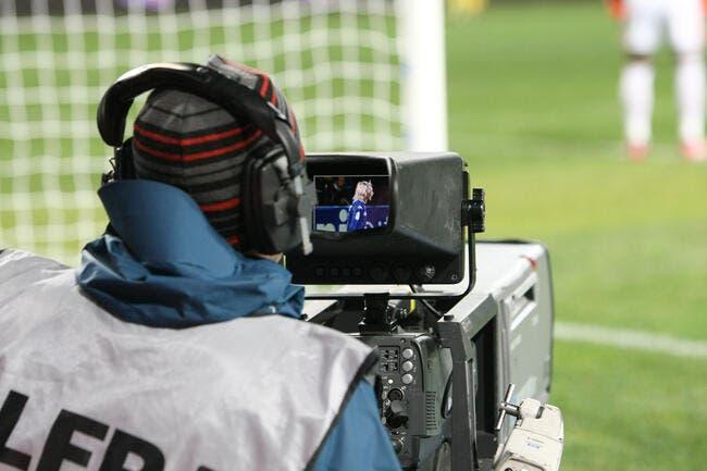 PSG devant l'OL et l'OM, c'est le classement de la télé