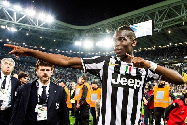 Paul Pogba prêt à dire oui à la Juventus jusqu'en 2019 ?