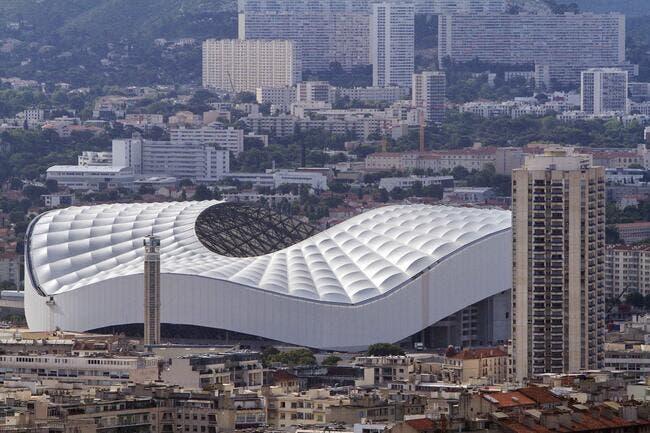 Vélodrome : Gaudin annonce un accord probable avec l'OM !