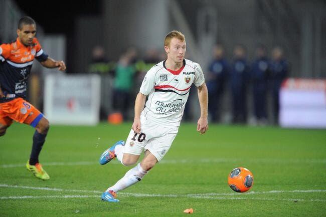 Officiel : Brüls signe trois ans à Rennes