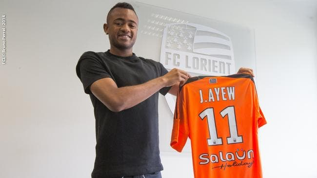 Jordan Ayew quitte l'OM et signe pour 4 ans à Lorient !