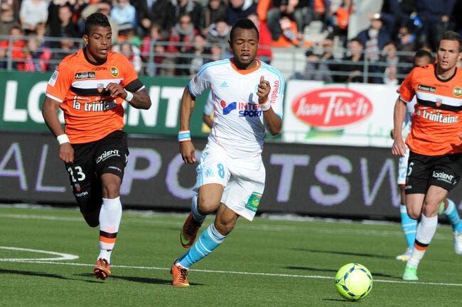 Le renfort mystère de Lorient est peut-être Jordan Ayew
