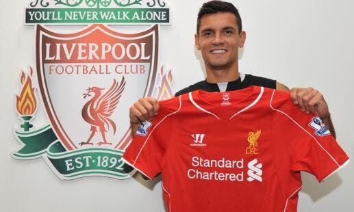 Lovren rejoint officiellement Liverpool