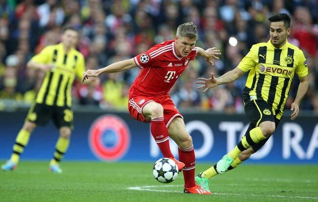 Schweinsteiger insulte le Borussia Dortmund et s'excuse