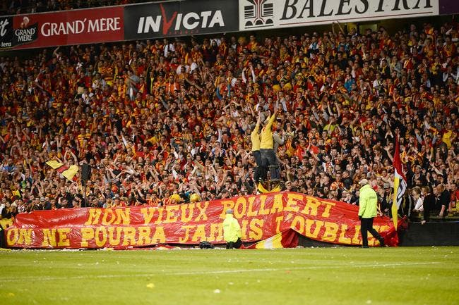 Lens fera d'Amiens et du Stade de France un Bollaert bis