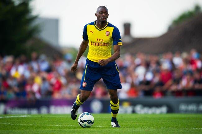 Abou Diaby, 39 blessures mais toujours l'amour du foot