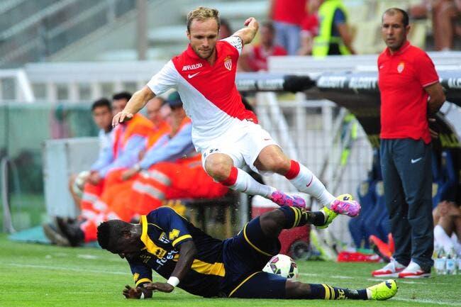 Quitter Monaco ? Même pas en rêve prévient Valère Germain