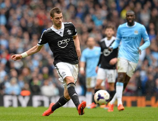 Schneiderlin furieux de rester à Southampton