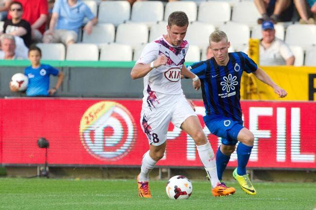 Sertic veut moins de blabla et des résultats à Bordeaux
