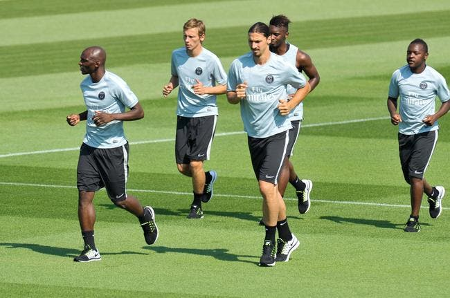 Ibrahimovic dresse son bilan estival au PSG