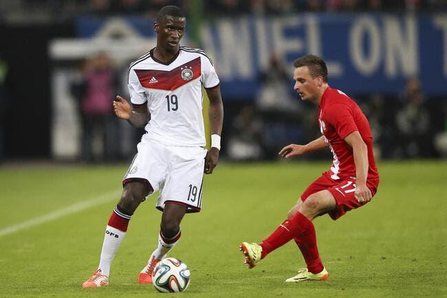 Monaco à la poursuite d'un international allemand ?
