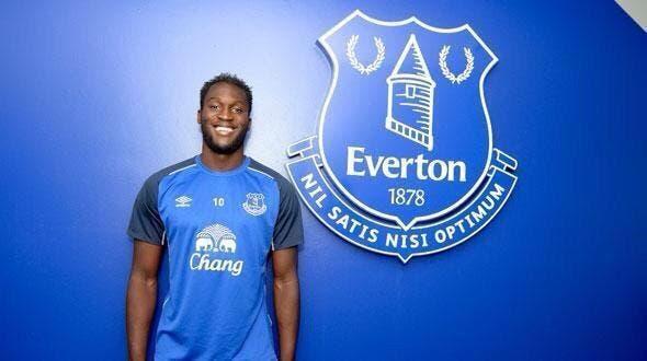 Officiel : Lukaku signe à Everton pour 35ME