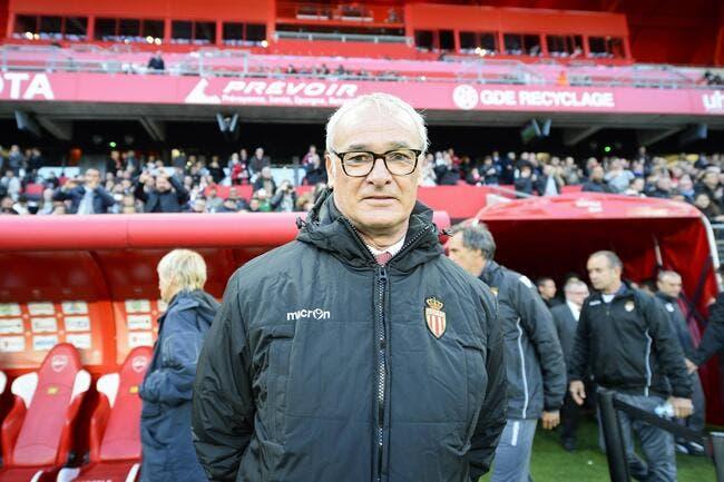 Ranieri a 4,5 millions de raisons de ne pas en vouloir à Monaco