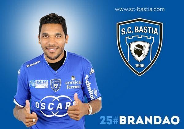 Officiel : Brandao rejoint Bastia