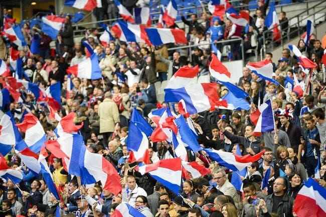 La France offre le droit de rêver à ses supporters