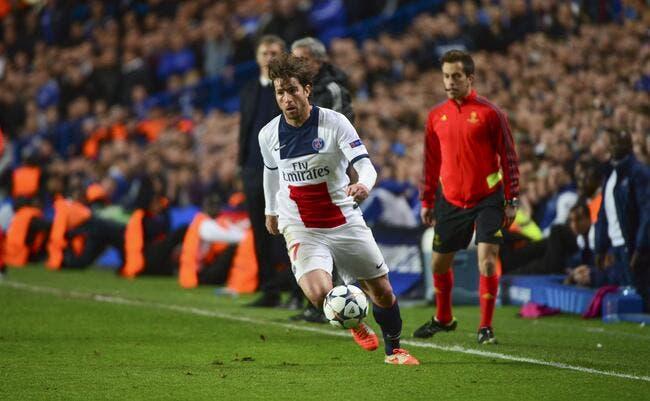 Maxwell flaire un bon coup du PSG avec David Luiz